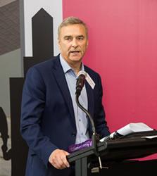 Daron Johnson, Director and Senior Construction Manager, Schiavello