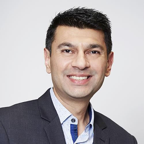 Dipesh Pala   Founder & Director