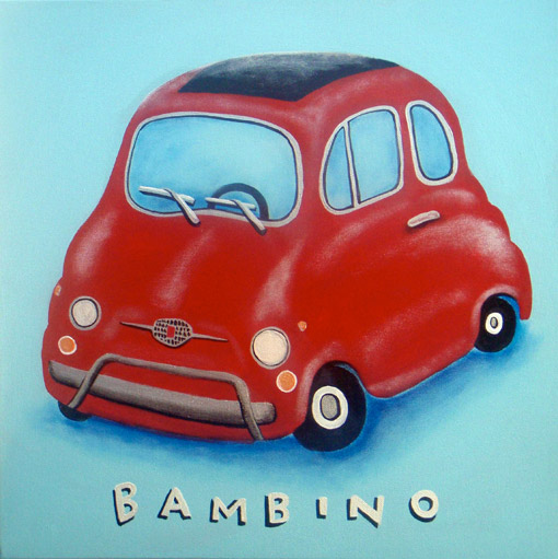 Copy of fiat bambino