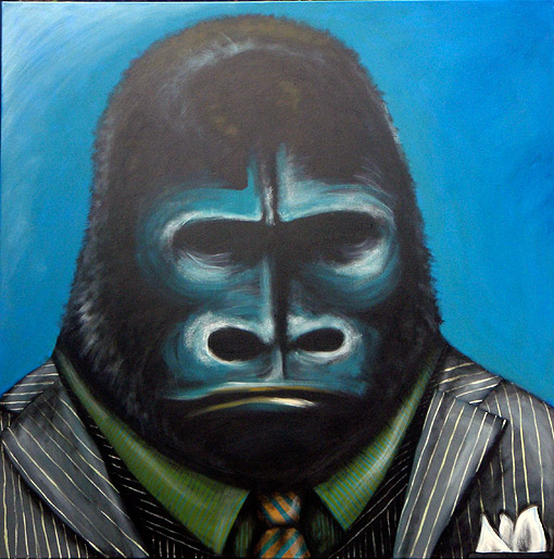 Copy of Gorilla