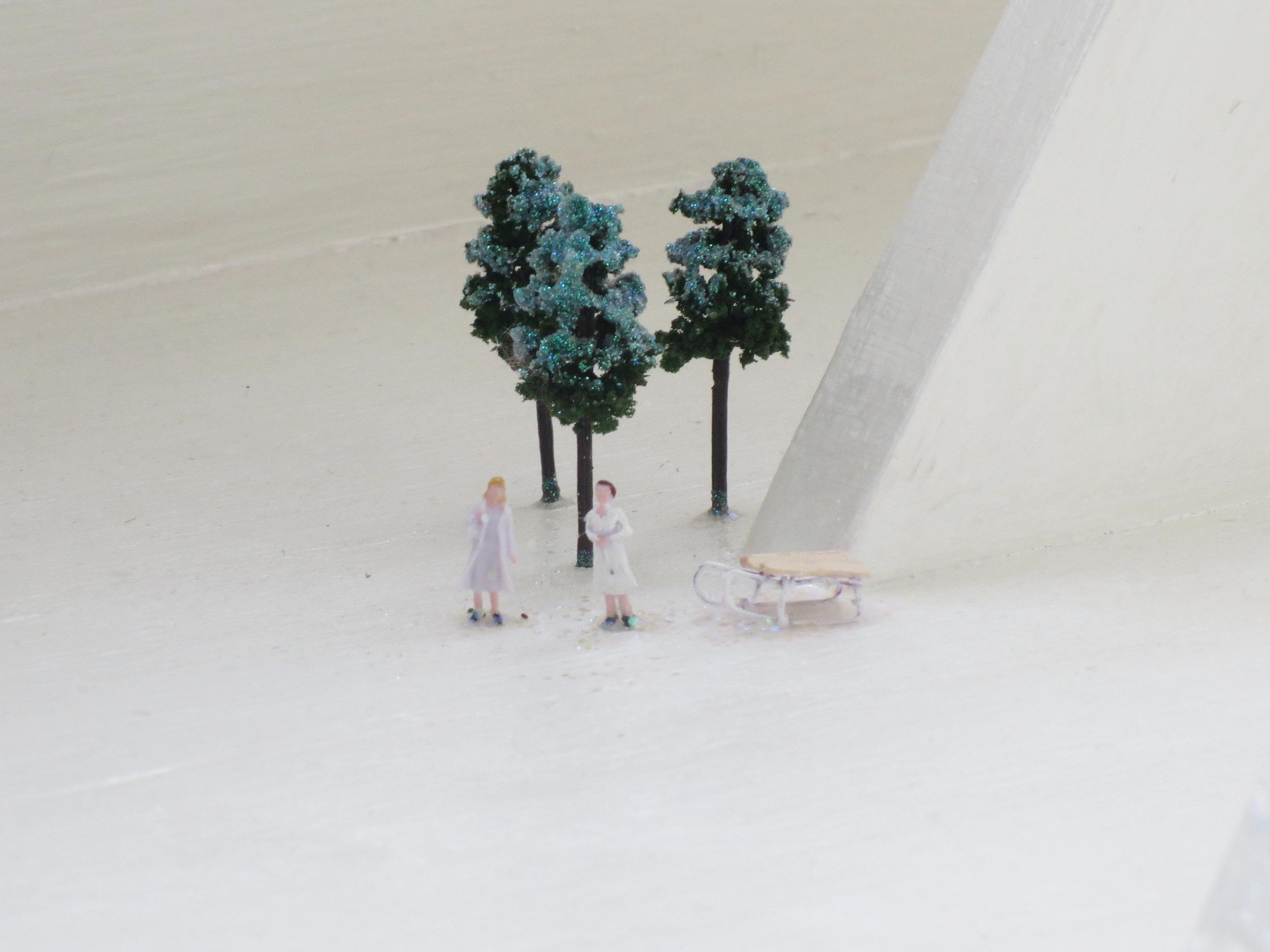Winter Wonderland (detail)