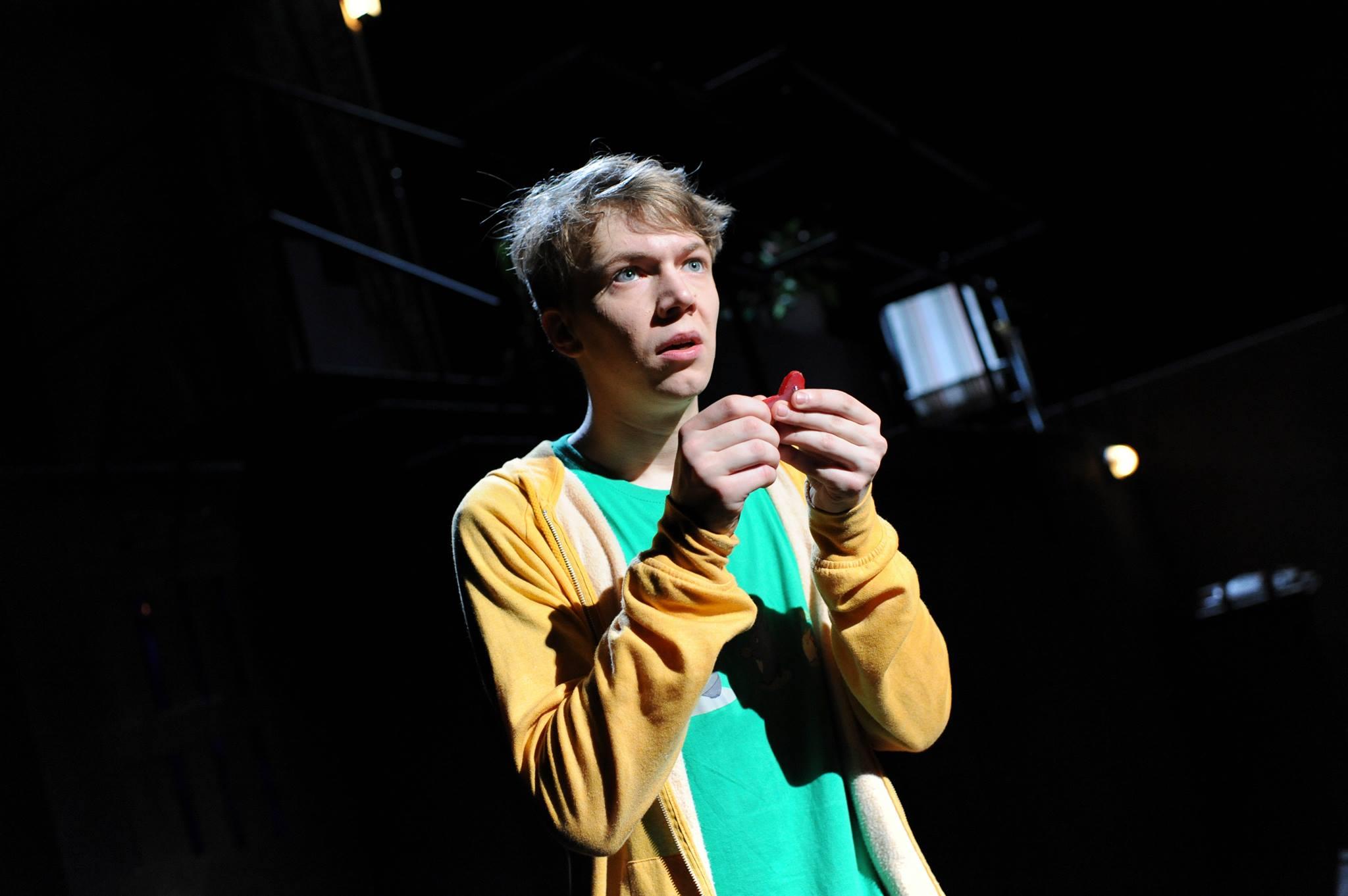 """Hermann Posch, 2017, Landestheater Linz, """"Rico, Oskar und die Tieferschatten"""""""