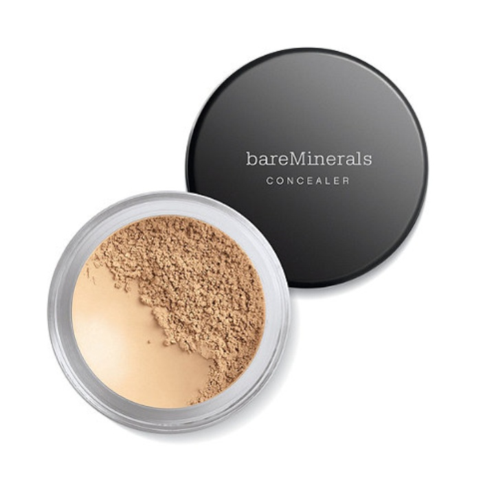 Setting Powder: - This is my favorite step. I allow the concealer to set for a minute or so then I add the Well-Rested Eye Brightener with SPF 20 from BAREMINERALS. It adds extra brightness under my eyes and I make sure not to miss it! I do not add a lot because I believe a little bit of this product goes a long way. Truthfully I have noticed that if I add too much product at once it looks patchy, so if that happens, take time to blend it in. I wish I could use the setting powder on its own but my dark circles definitely need some liquid concealer love beforehand!