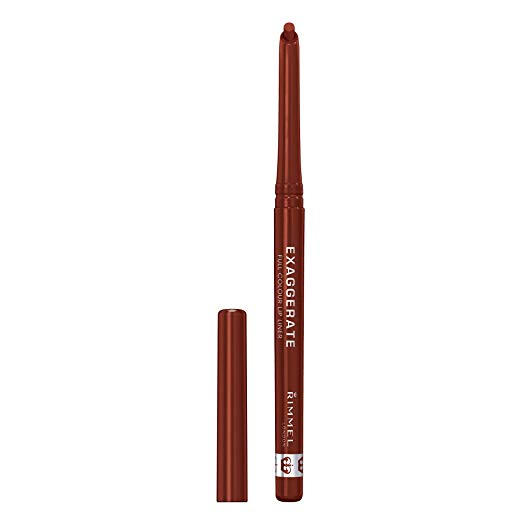 Rimmel exaggerate lip liner: Color - Epic  - -Mabel