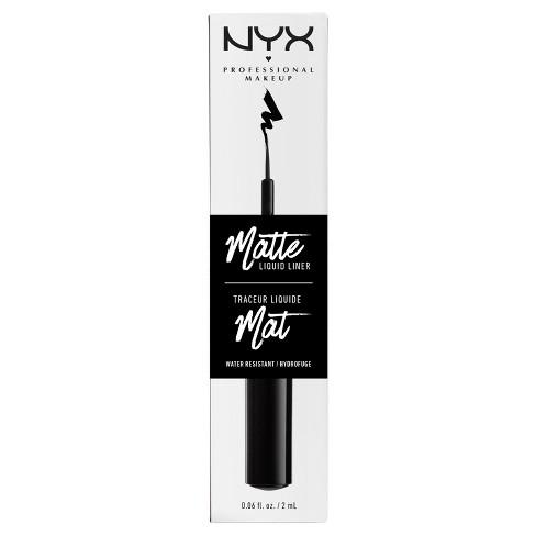 NYX Matte Liquid Eyeliner - -Mabel