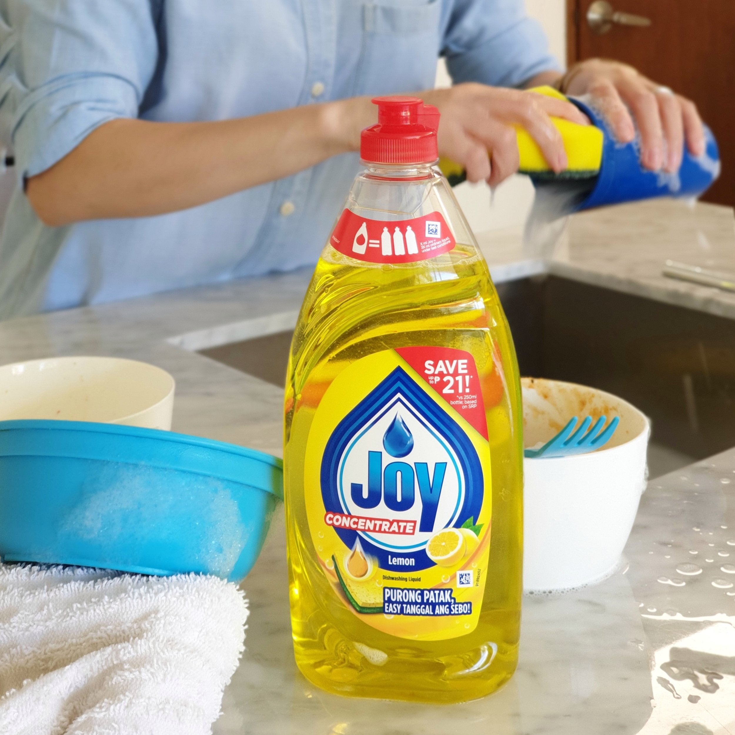 Joy's Best Ever Formula can tackle more than your dirty dishes.