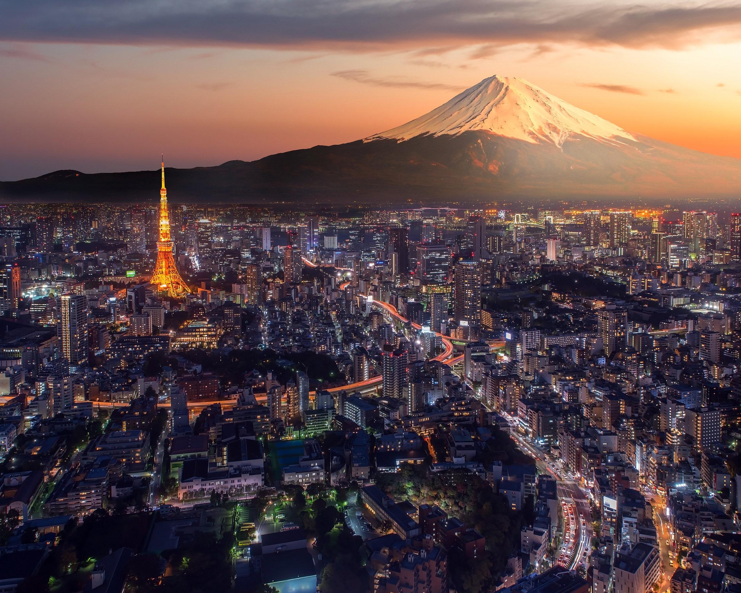 Whistlestop Japan with Ramblers Walking Holidays