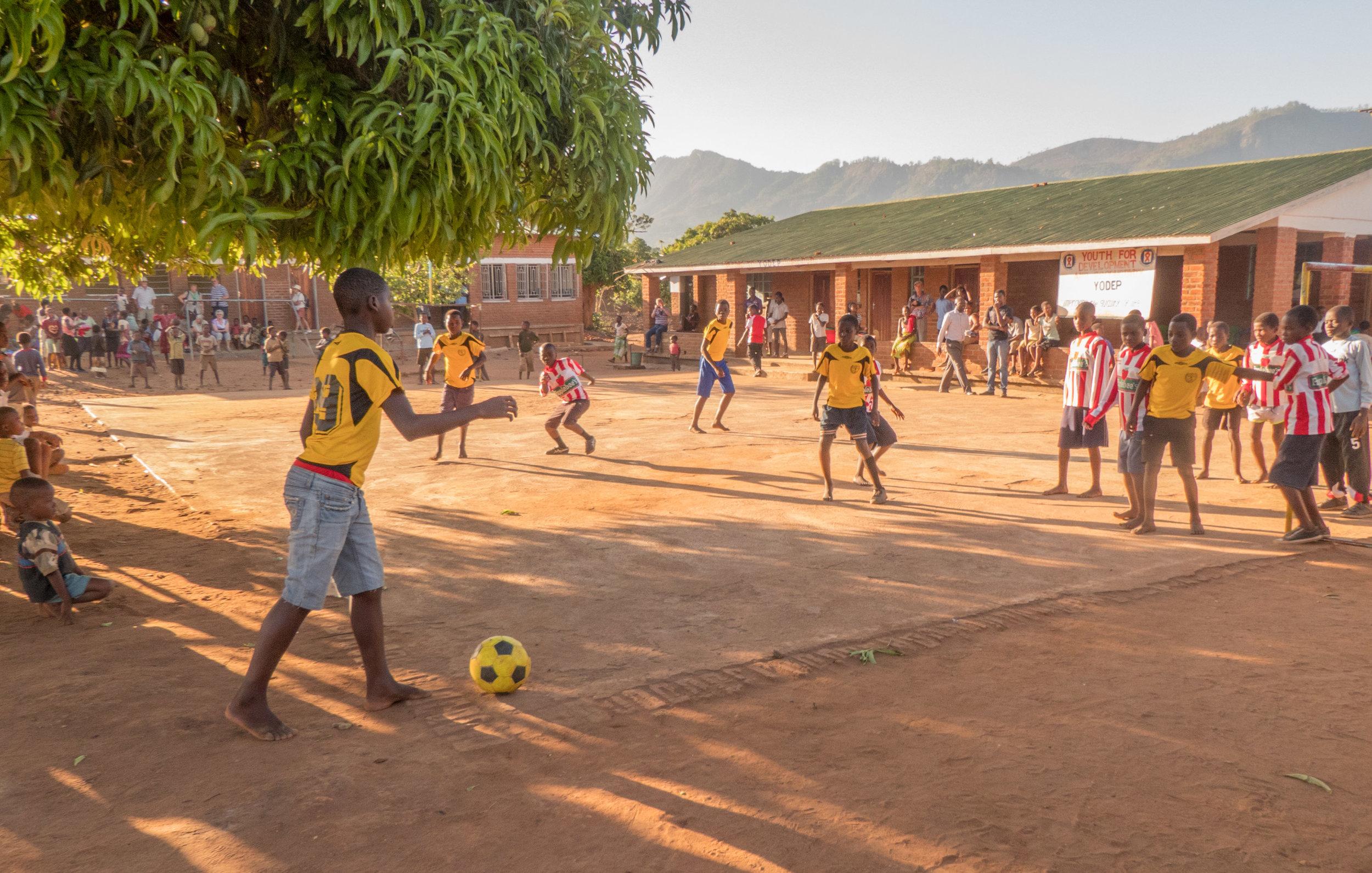 YODEP, Malawi