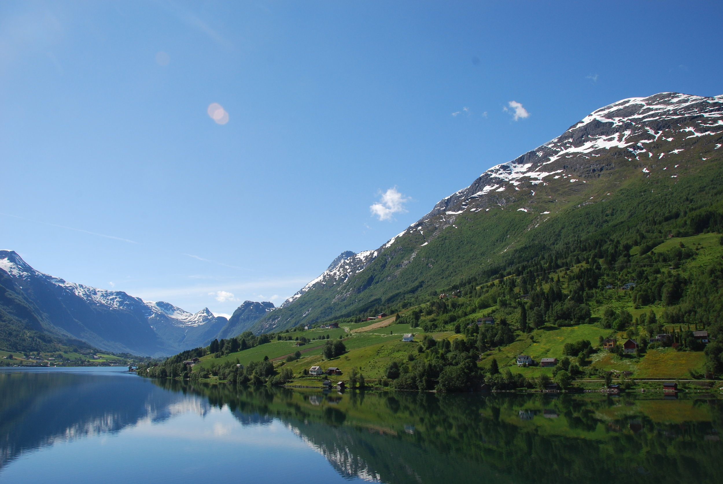 Fjords of Norway - Cruise & Walk Norway's coast and fjords and discover some of the most beautiful scenery on earth.