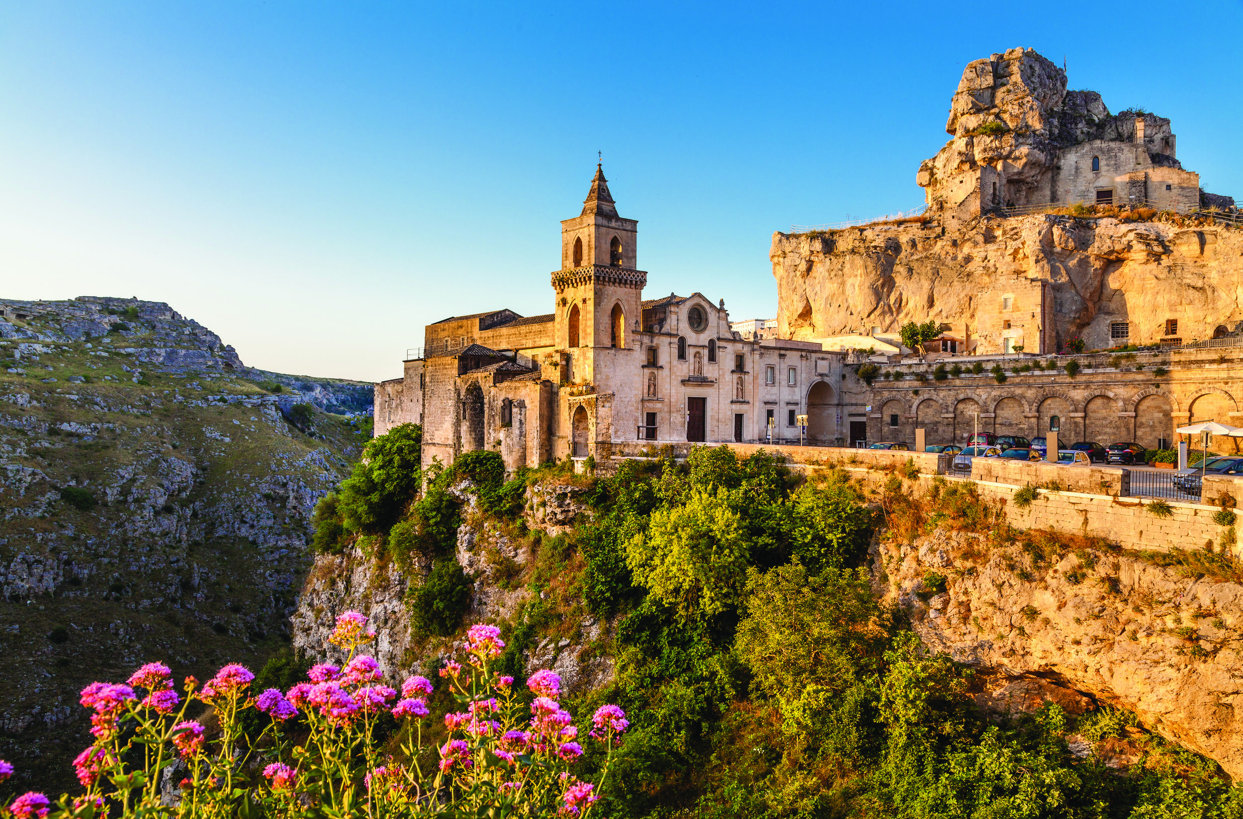 Matera & Alberobello - Spectacularly unusual living on Italy's heel.