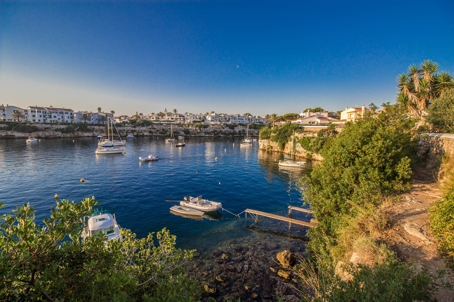 The Coast andCountryside of Minorca - An invigorating week of walking and sightseeing, with ambles amongst gentle undulating hills, walks along deserted beaches and hikes through a spectacular gorge.12 - 19 October 2018 from £1,075 per person.