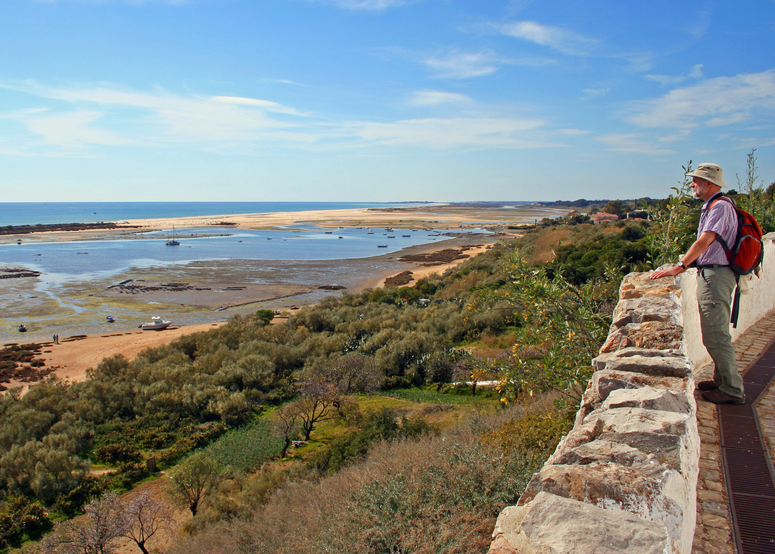 Tavira: Pearl of the Algarve - The Algarve has many charms and is ideal for easy walking holidays in Portugal. We stay in a hotel idyllically located in Tavira, one of the most attractive towns in the Algarve.21 - 28 October 2018 from £1,095 per person.