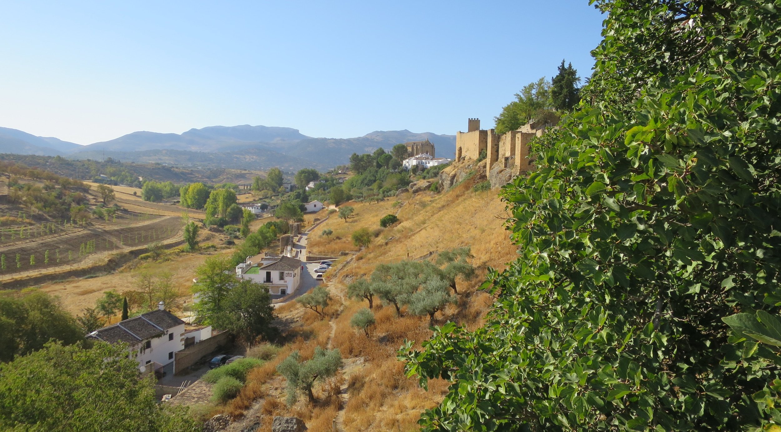 The Moorish Trail - A journey by train from Marrakech to Madrid