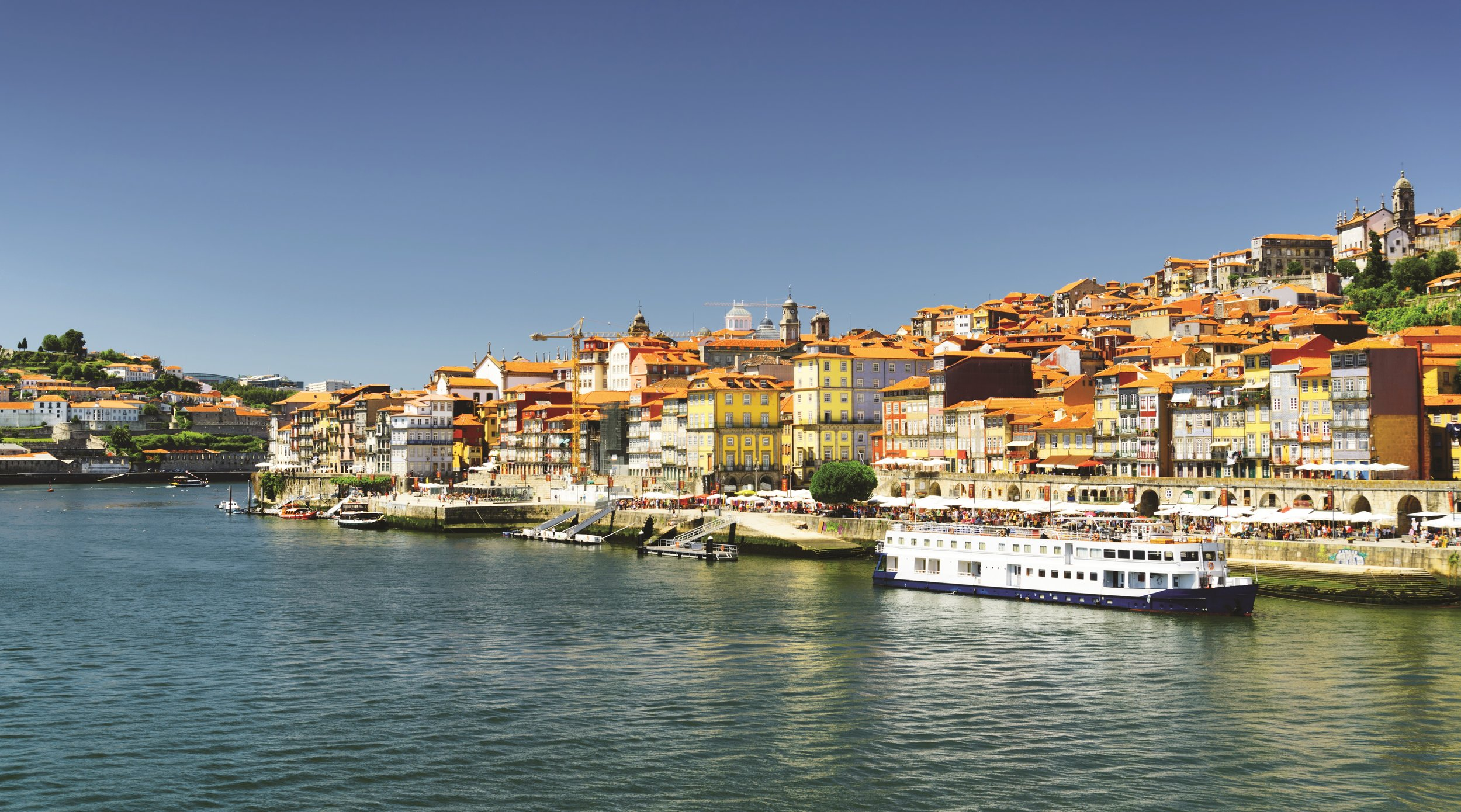 Porto & Lisbon - From Europe's vintage port to the city of sea and explorers.From £1,575