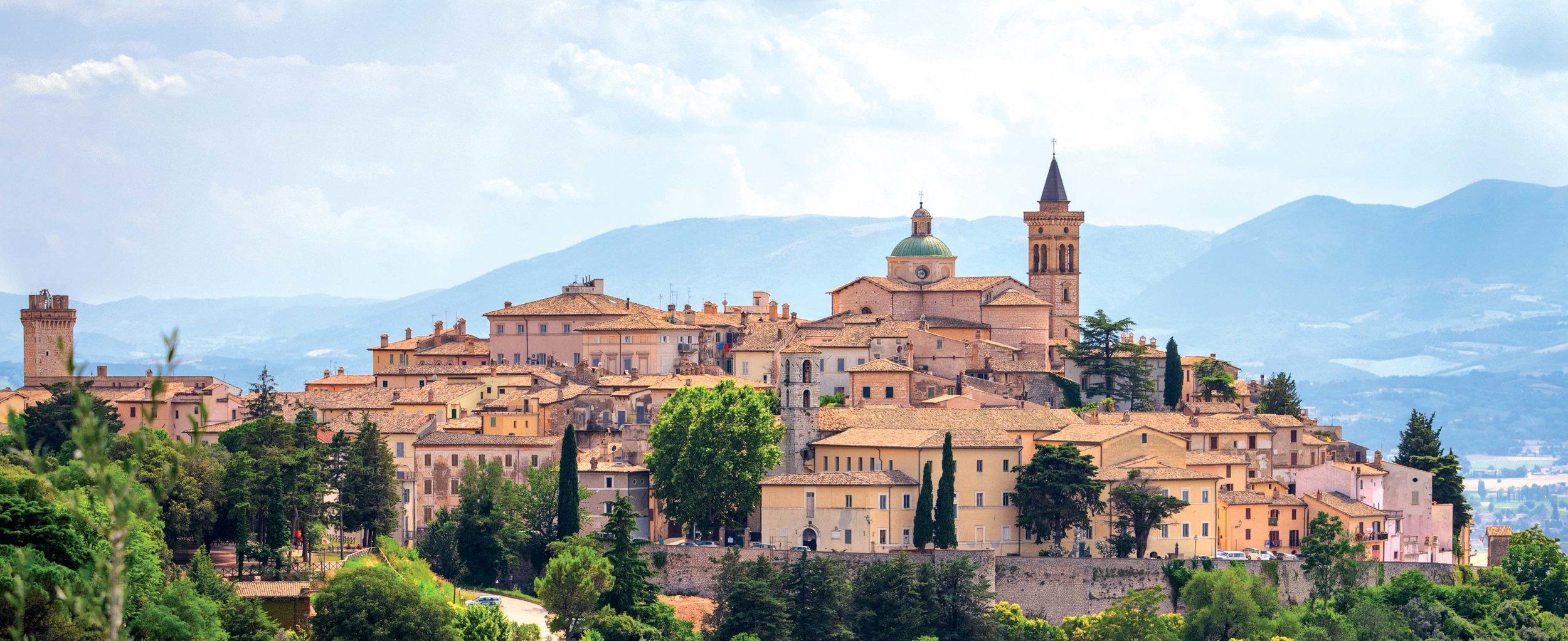 Stylish Umbria - Immerse yourself in the great heart of Italy.From £995