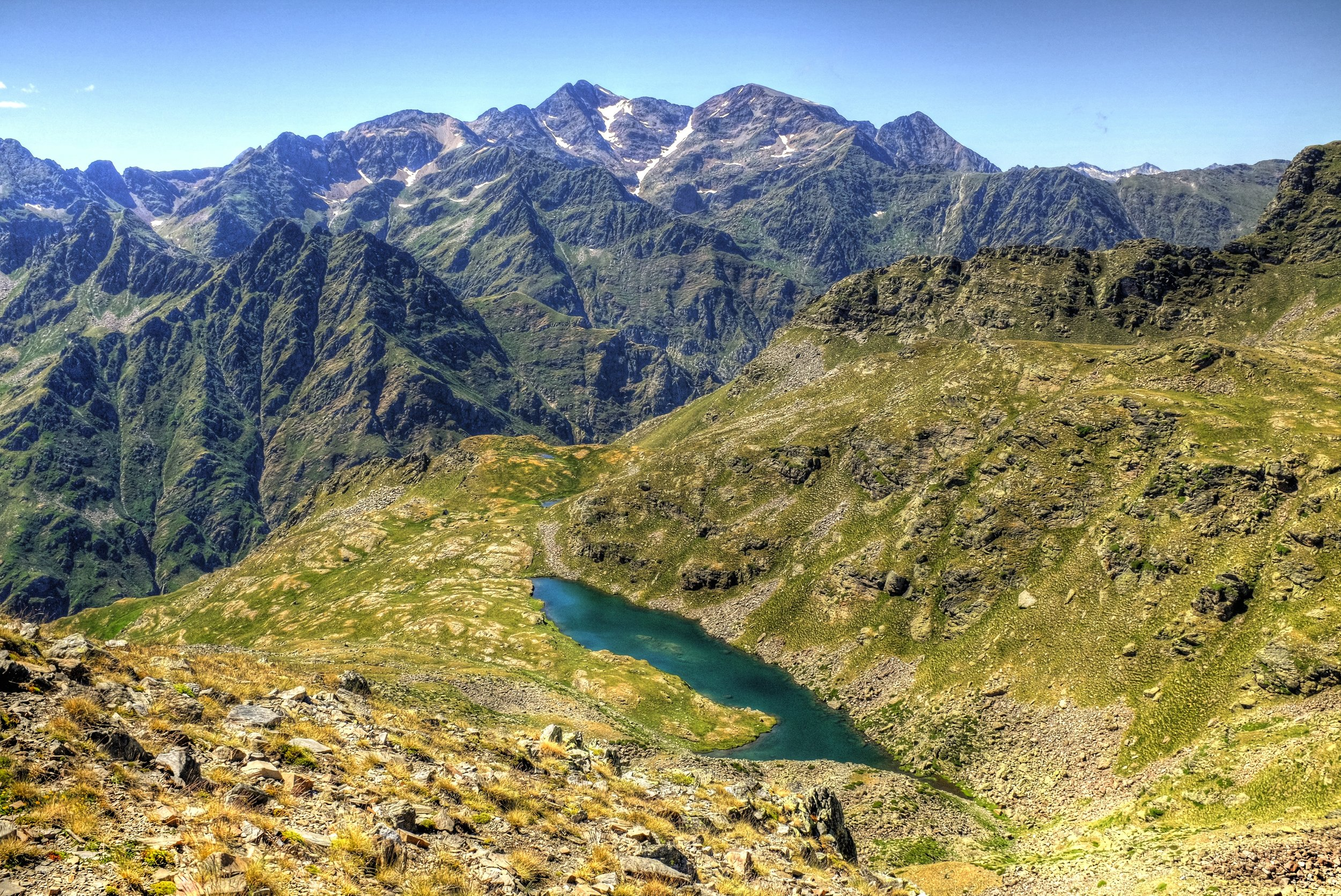 Hiking in Andorra  (Andorra  )    Grade 6 and Grade 8 Walking    from £785   Includes: Return flights, transfers, local transport costs, full board accommodation and two Tour Leaders.