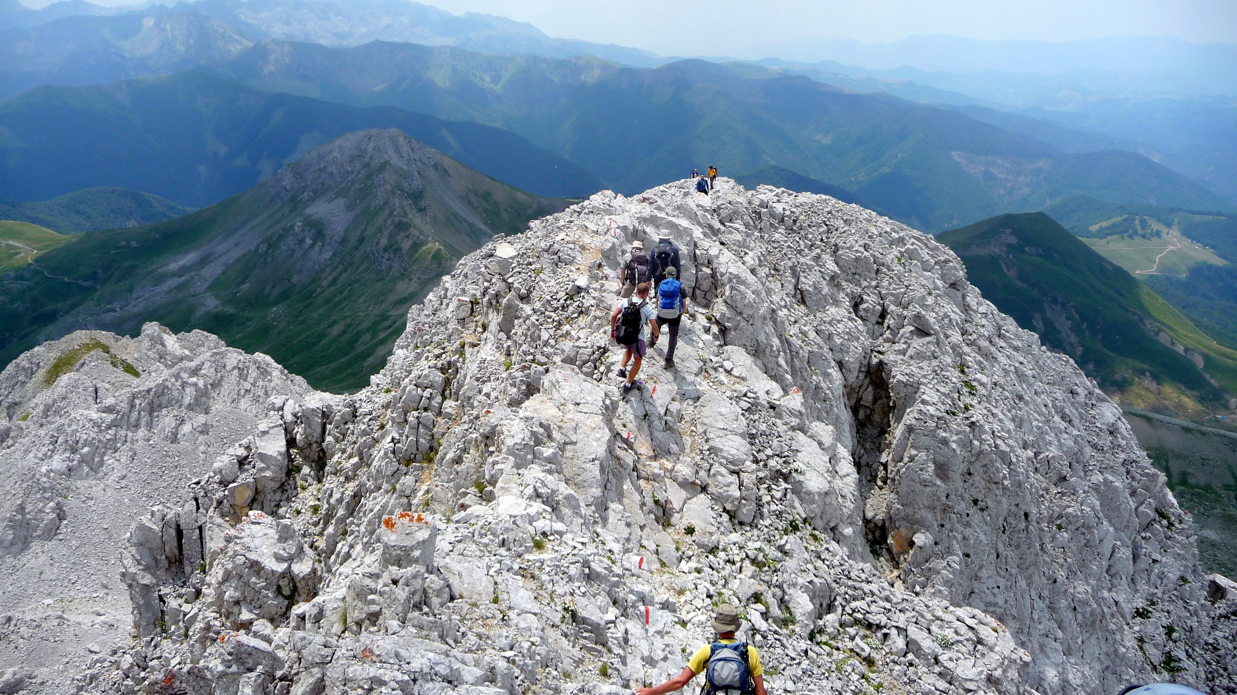 The Balkans - Travel between Montenegro and Albania through wild terrain and alpine meadows to the soaring summits of the Albanian Alps.Walking Grade: Grade 8