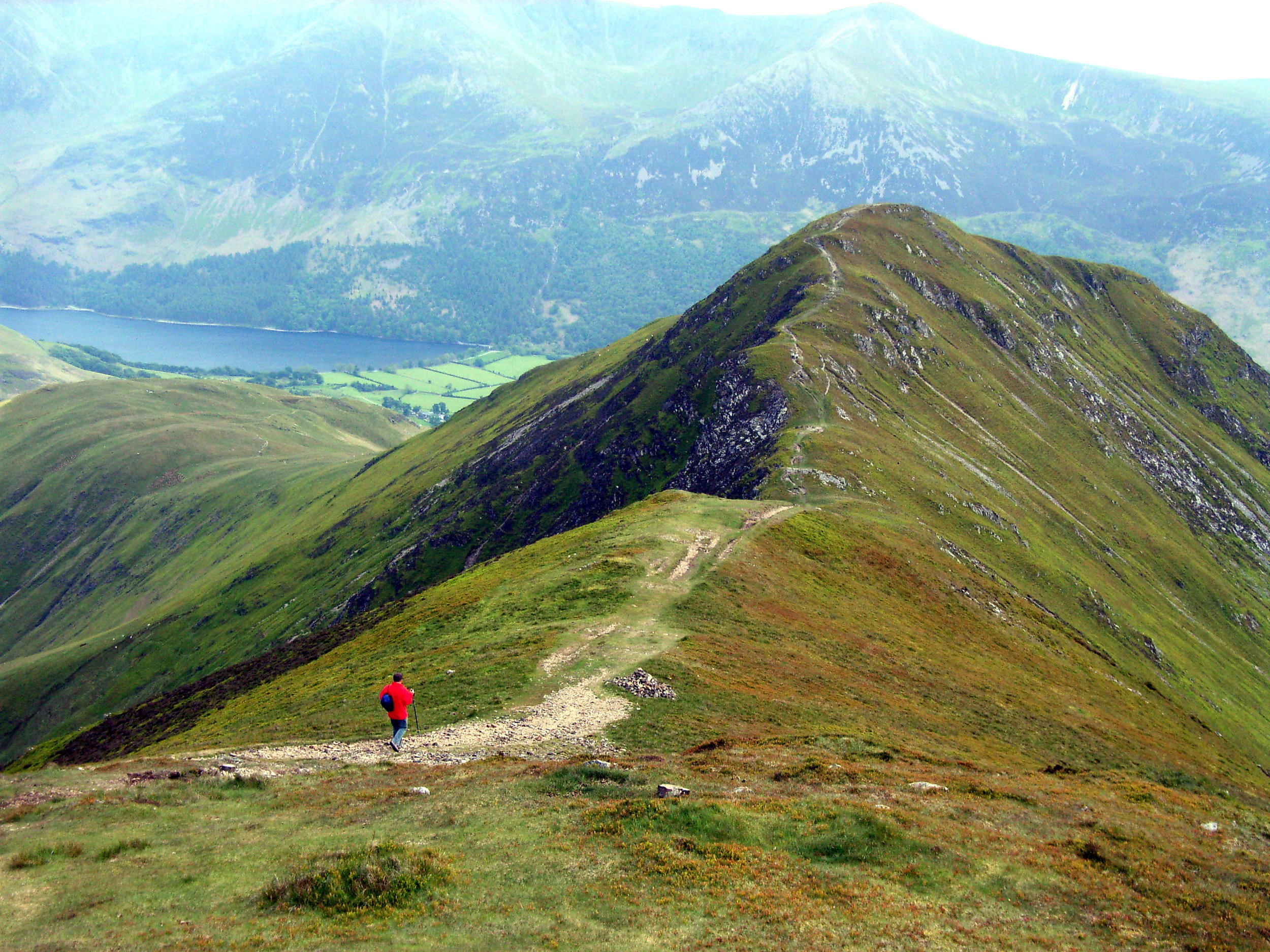 Great Lakeland Ridge Walks - Reach for the sky... A challenging hiking holiday aiming for the major peaks and high ridges of Lakeland and some of Britain's best views! Walking Grade: Grade 8