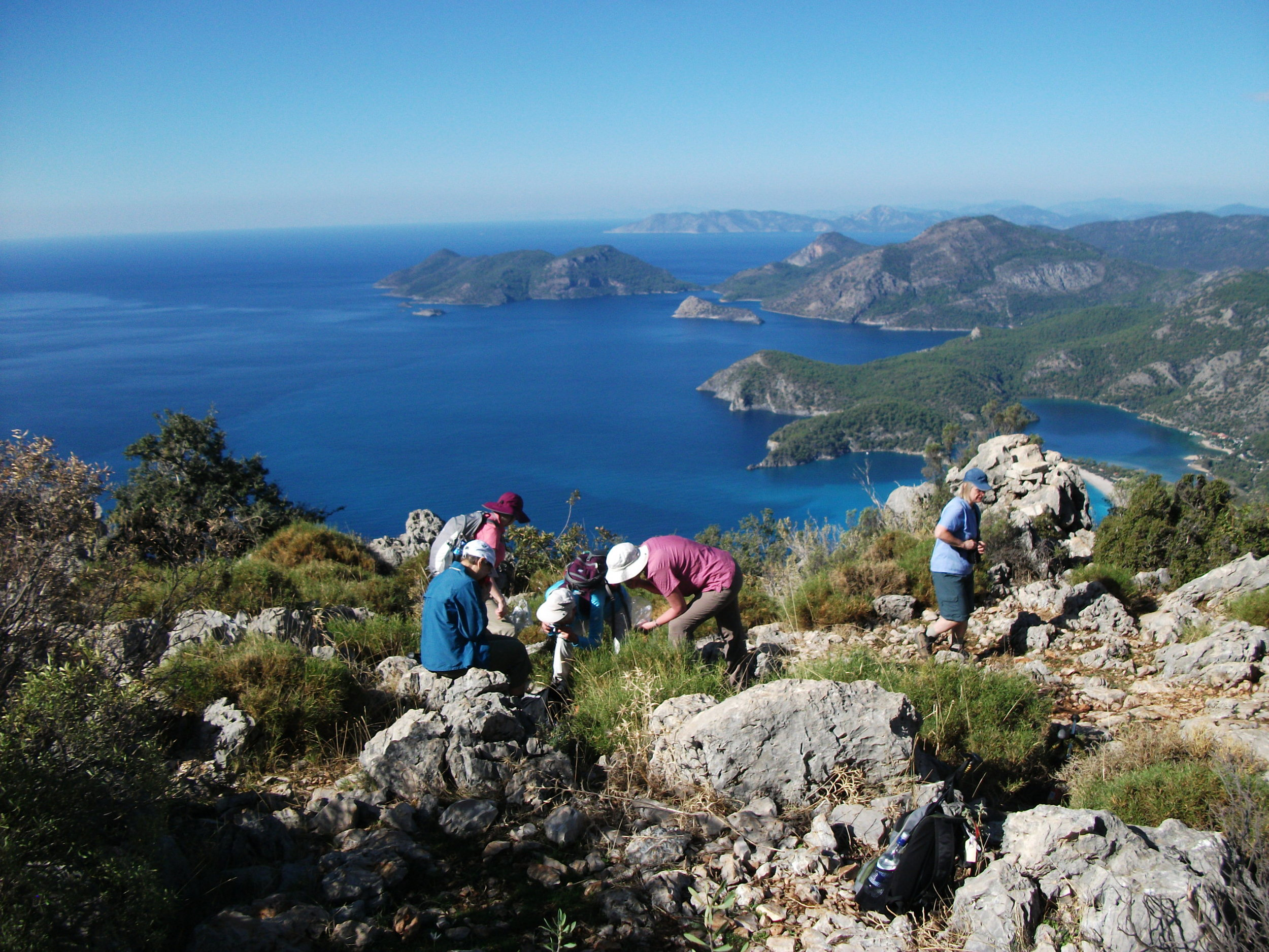 Lycian Way - TurkeyThe Kingdom of Lycia on Turkey's Mediterranean coast has seen the feet of many ancient peoples. Today the Lycian Way allows the lover of beautiful scenery and antiquity to experience this 'country of light'.