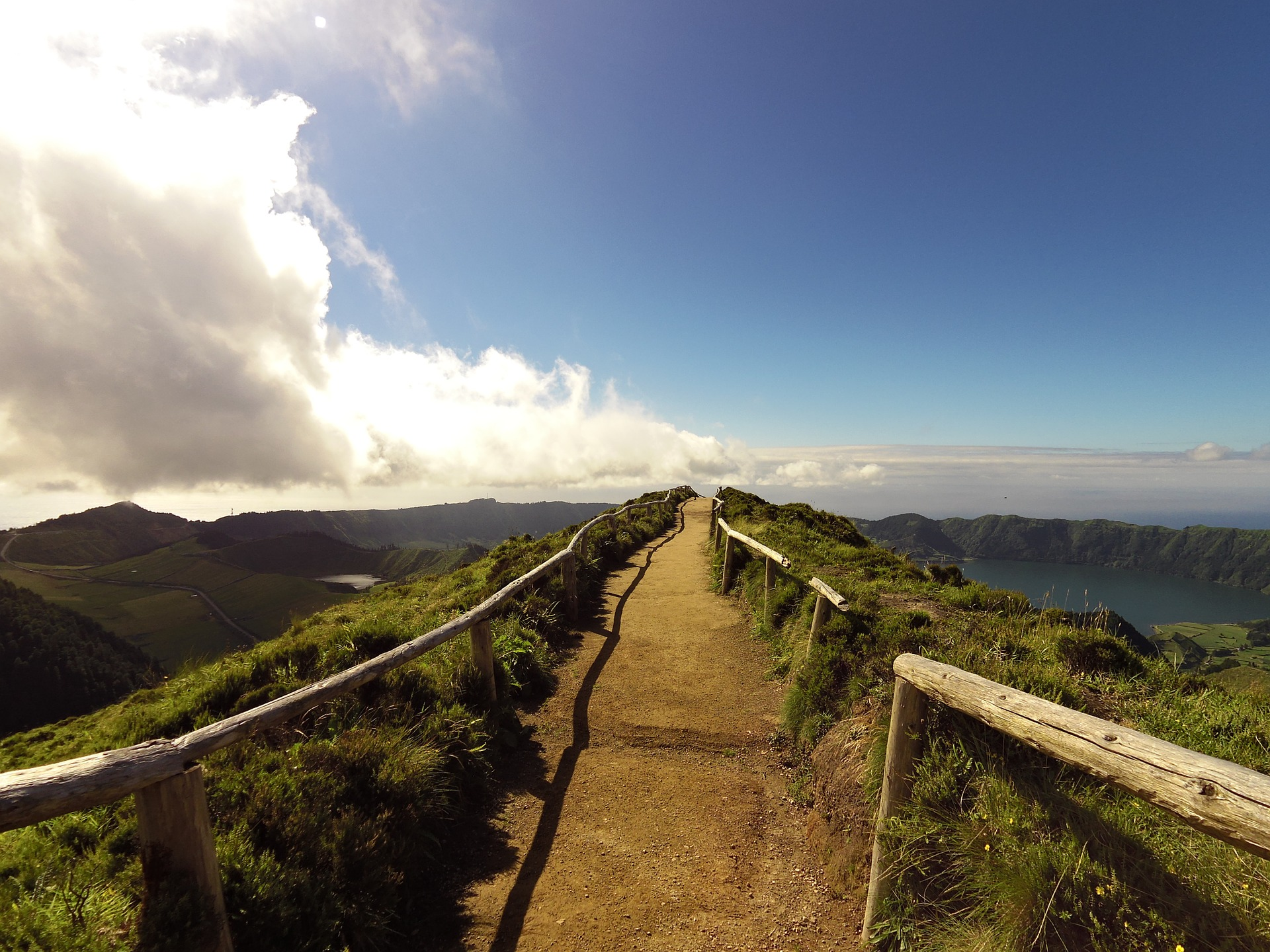 The Azores -