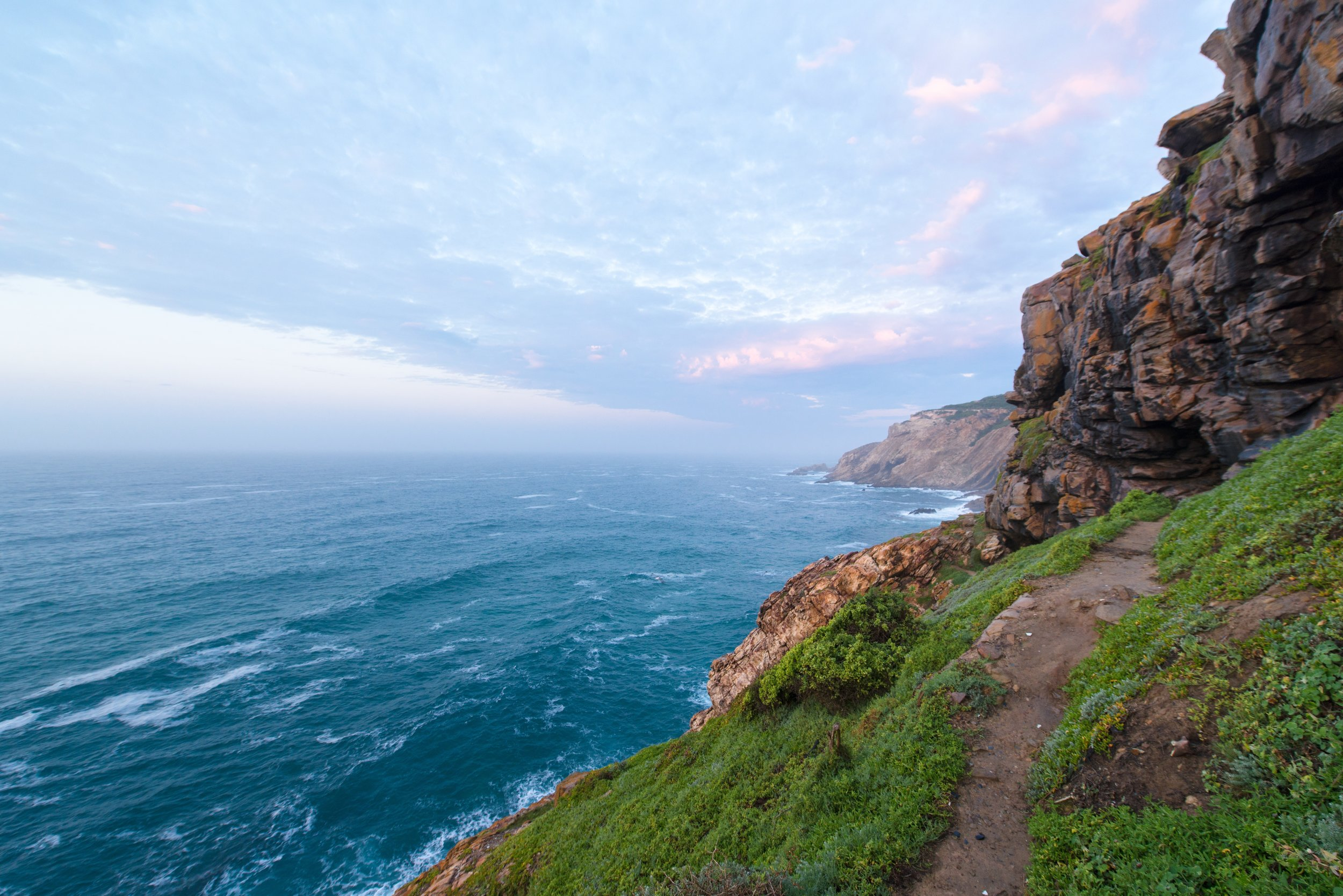 Walking the Wild Coasts of South Africa -