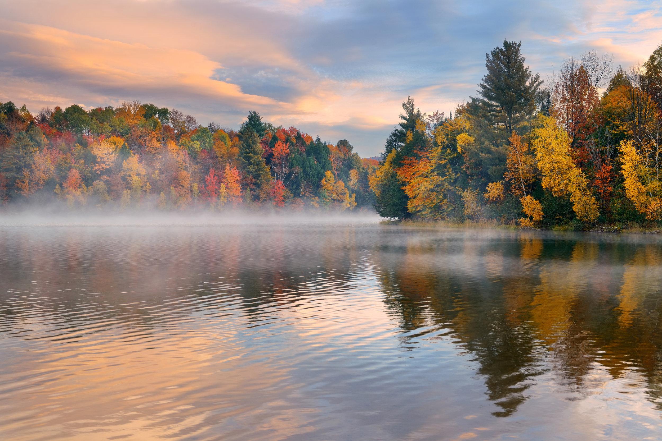 Through The Heart Of New England - 15 September 2018