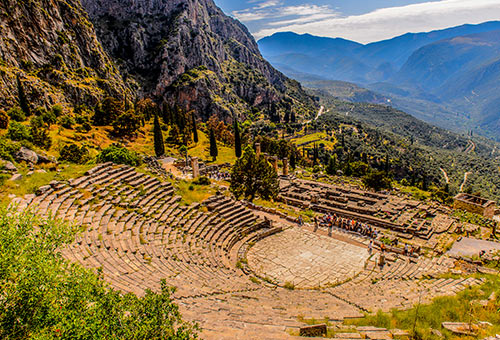 A Classic Greek Journey - A journey into ancient Greece where history and mythology merge...From £1495