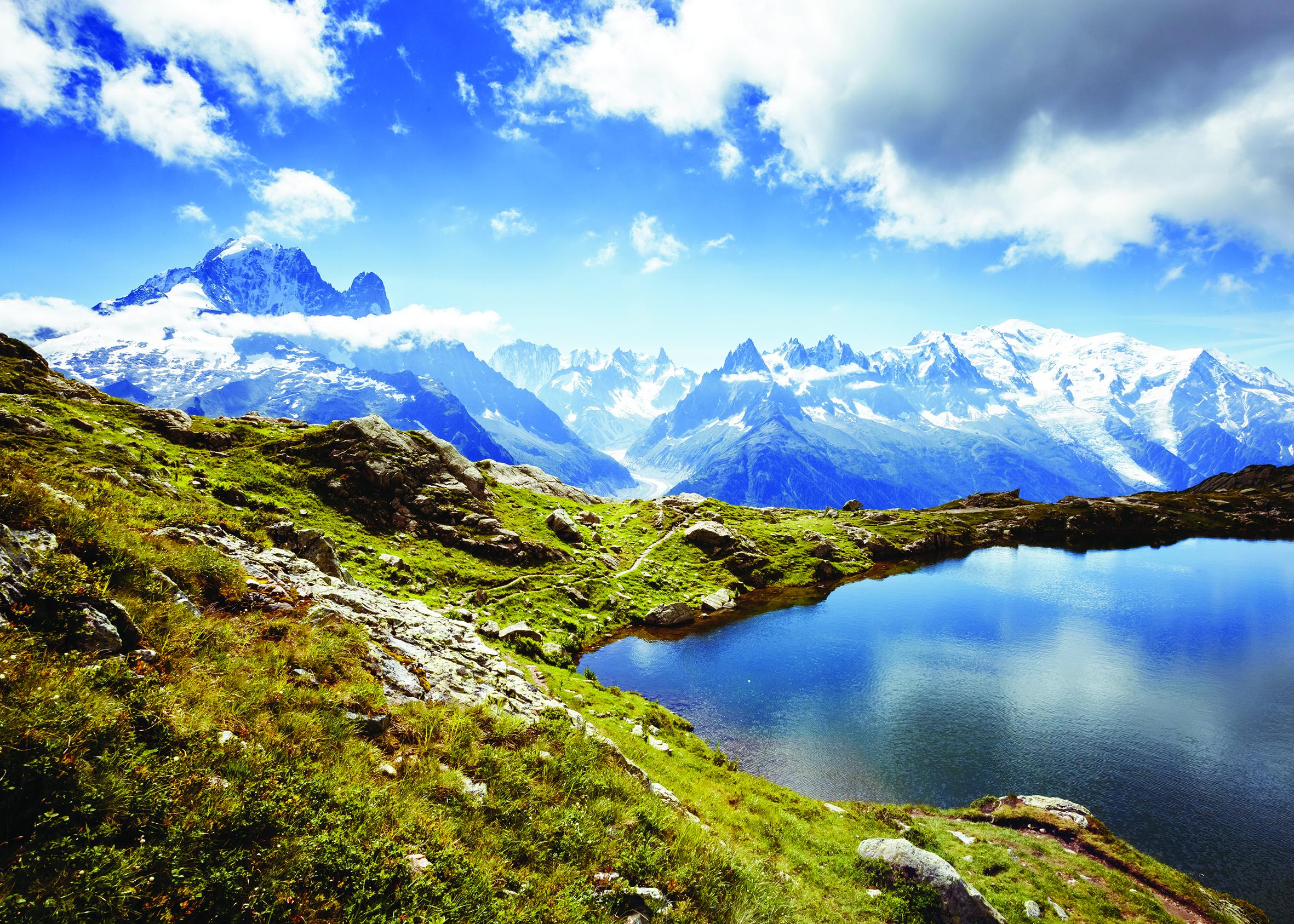 Mont Blanc Hotel Trek - Trek through three countries around Europe's highest peakFrom £1925