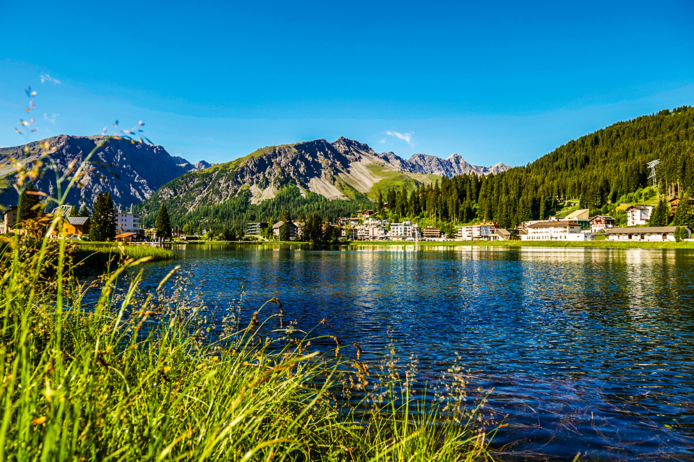 Alpine Arosa - High in the mountains of eastern SwitzerlandFrom £1345