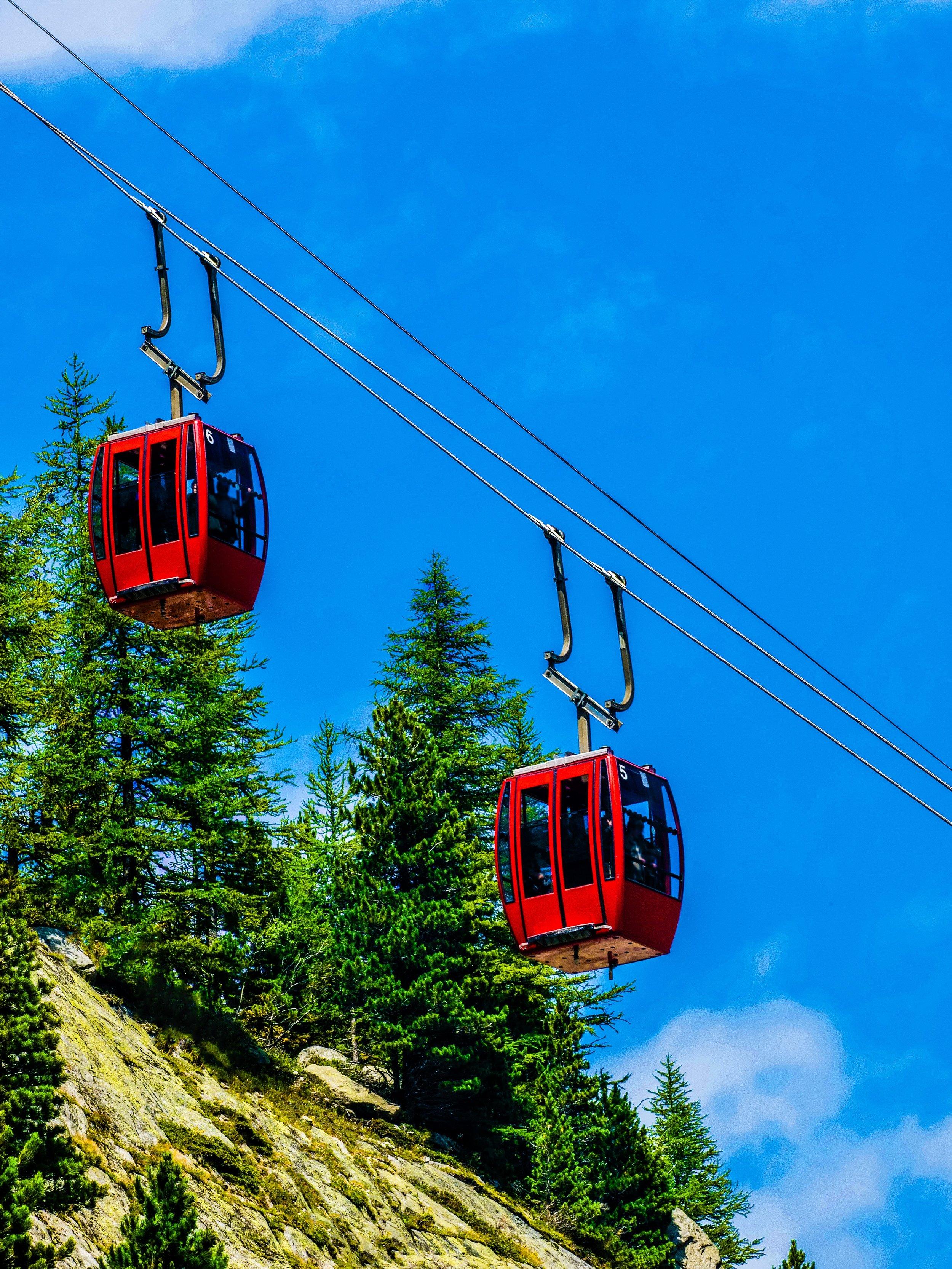 Magnificent Mont Blanc - L'été dans Les AlpesFrom £1,575