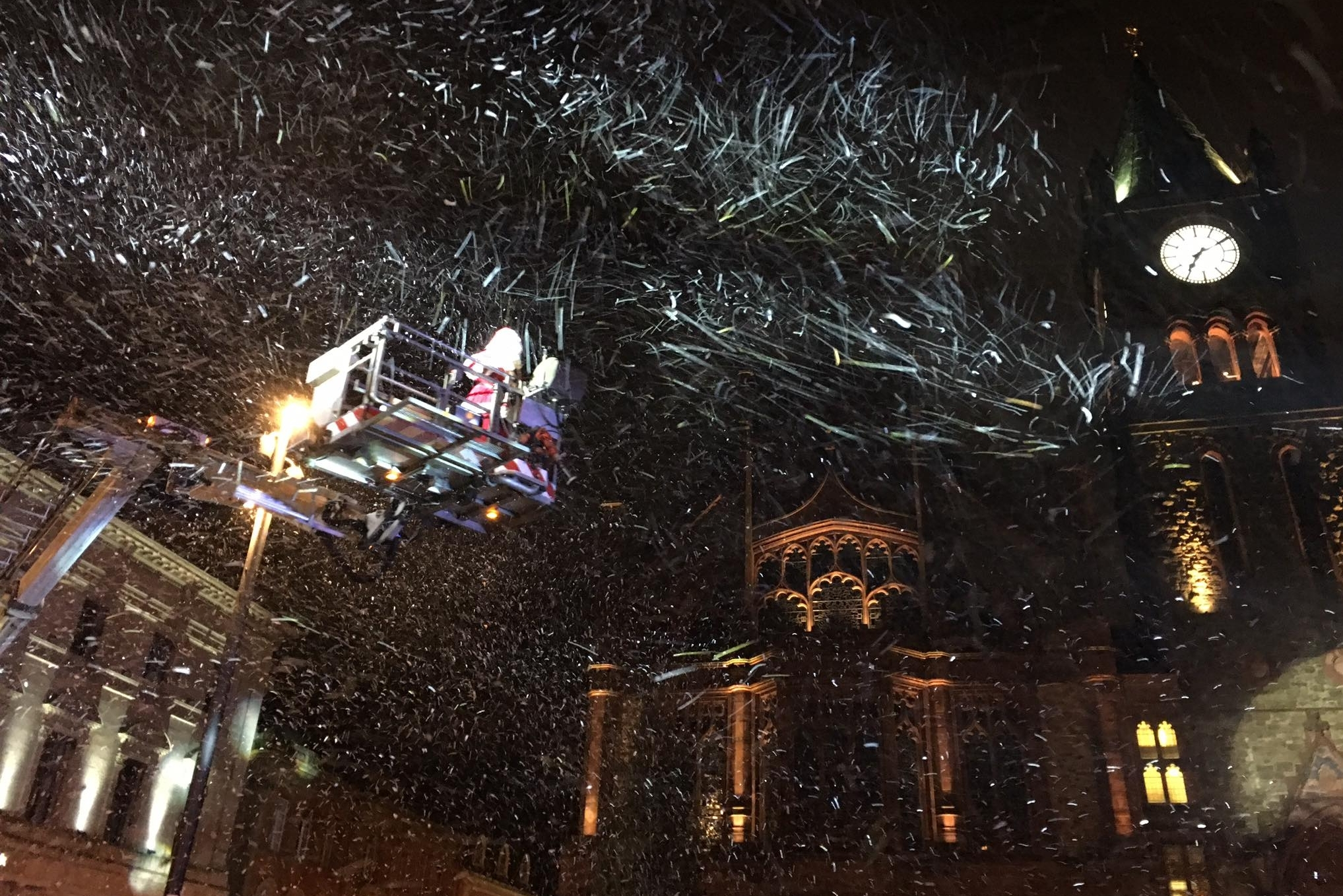 Snow Machines - Snow machines add a touch of magic to Christmas and New Year events. Our snow machines create fantasies across the UK. Local Councils find their Christmas Lighting Ceremonies receive lots of compliments on social media when they add our snow machines.