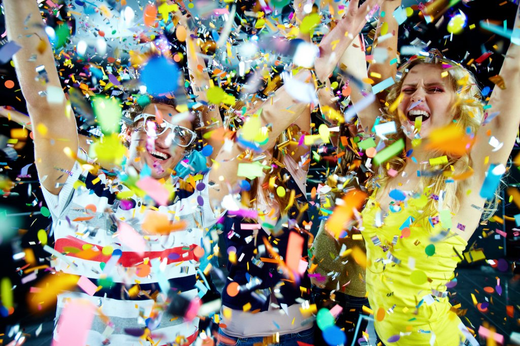 Confetti - Metallic, tissue or streamers our confetti cannons bring nostalgic joy to your celebration. They instantly add a party atmosphere to any event.From the classic, reflective effect of metallic to the soft slow fall of tissue, our experts will help you choose the confetti best suited to your event.