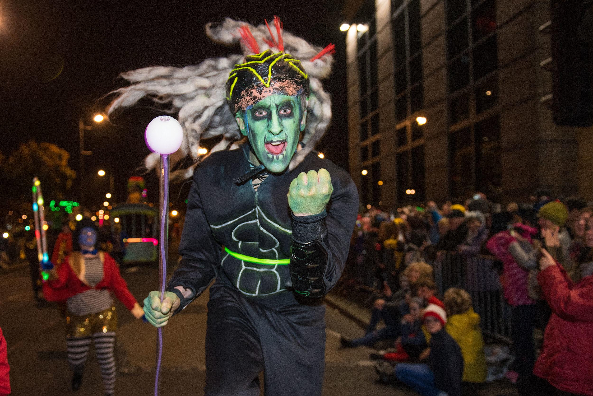 Derry Council Halloween Festival