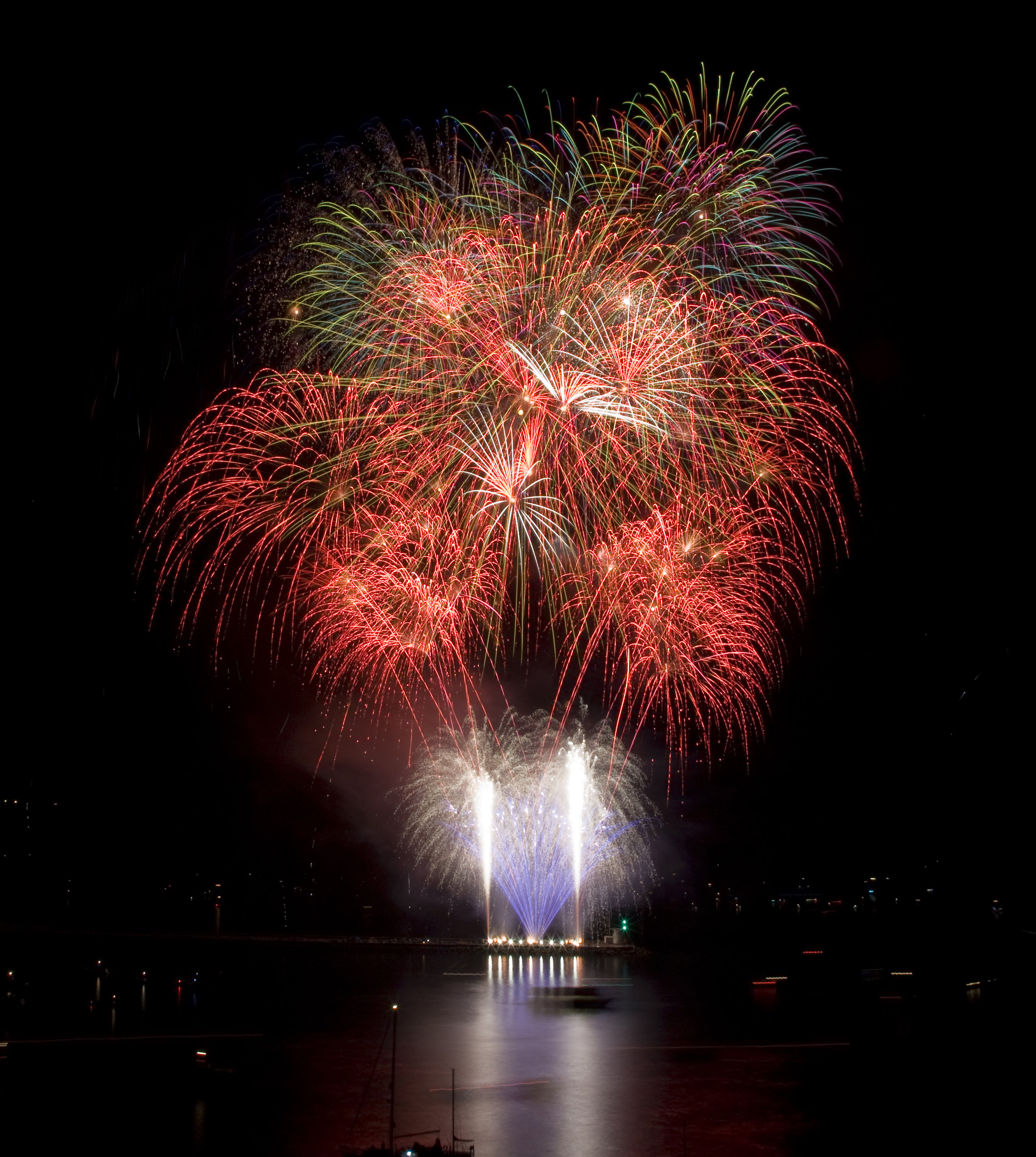 National Firework Displays