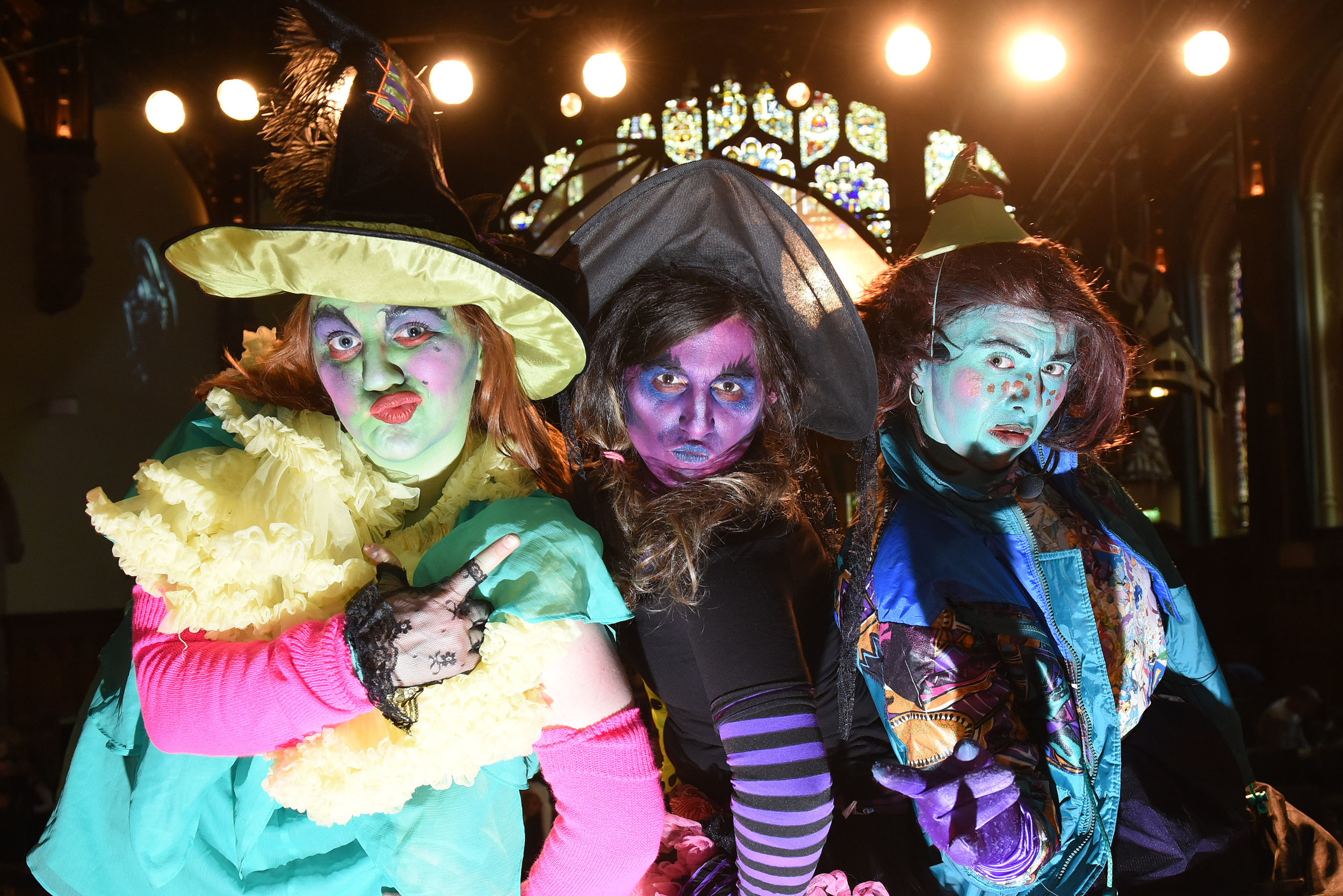 The Derry Halloween Festival with Fireworks by Star Fireworks was a huge success.