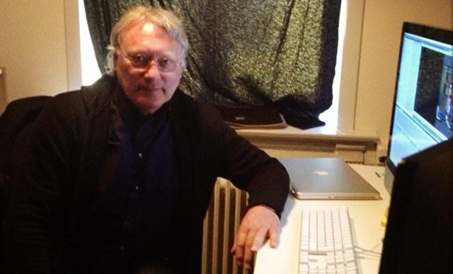 Stig Andersens første dag i Indie Film