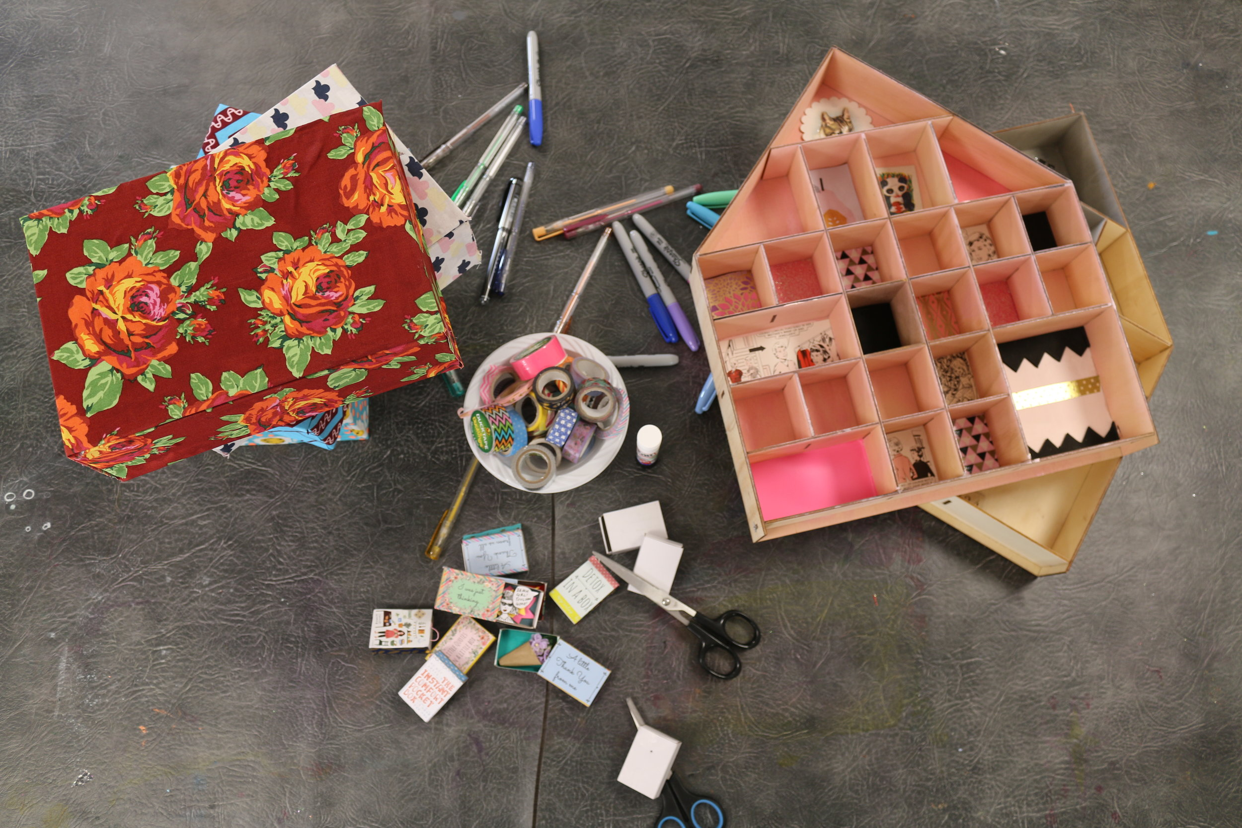 Our home craft sessions let you brighten up your home the way you want to without splashing cash!