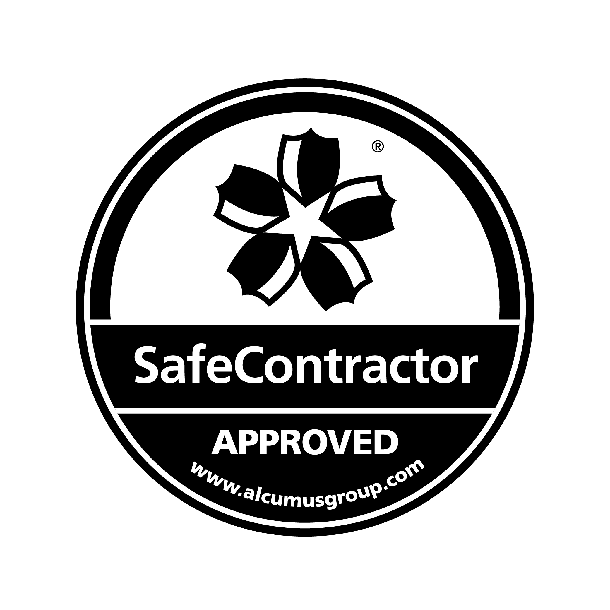 Safe Contractor Accredited MembeR - Our health and safety policies have been assessed and approved by Safe Contractor.