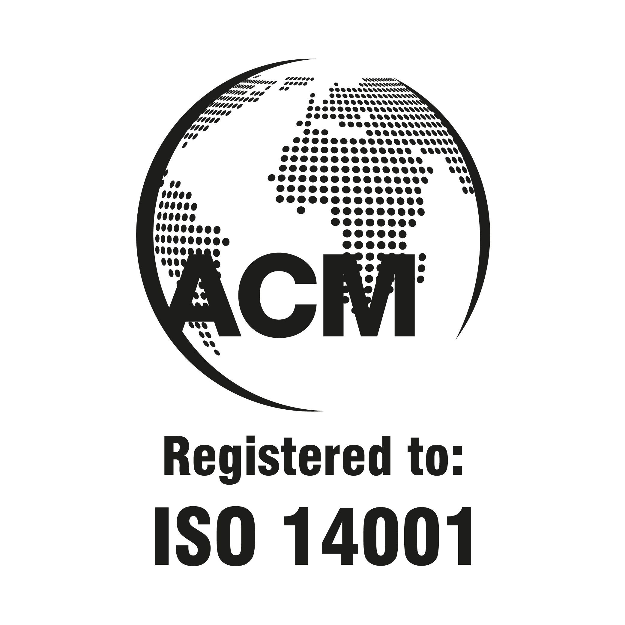 QUALITY MANAGEMENT SYSTEMS - Independently assessed and compliant with the requirements of ISO 14001: 2015