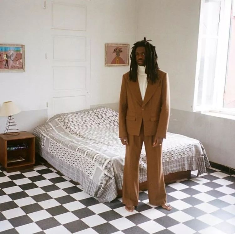 Named Beni after the French word for Named Beni after the French word for blessed, Daquisiline Gomis's new line of suiting is a love letter to his father and the community of well-dressed, like-minded young West African men who immigrated to France in the 1970s. IG: @benioriginal