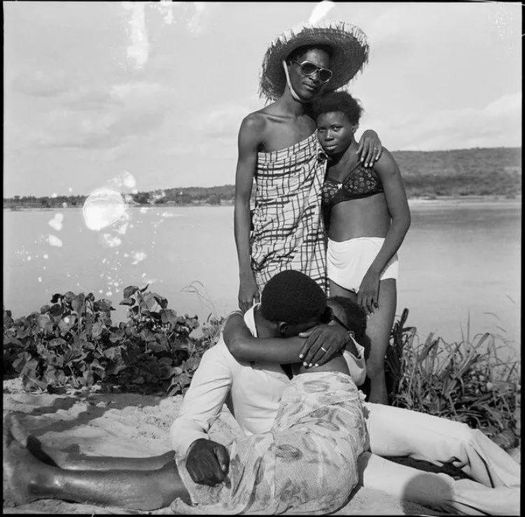 70's Mali by Malick Sidibé