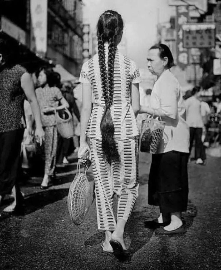 60's Hong Kong