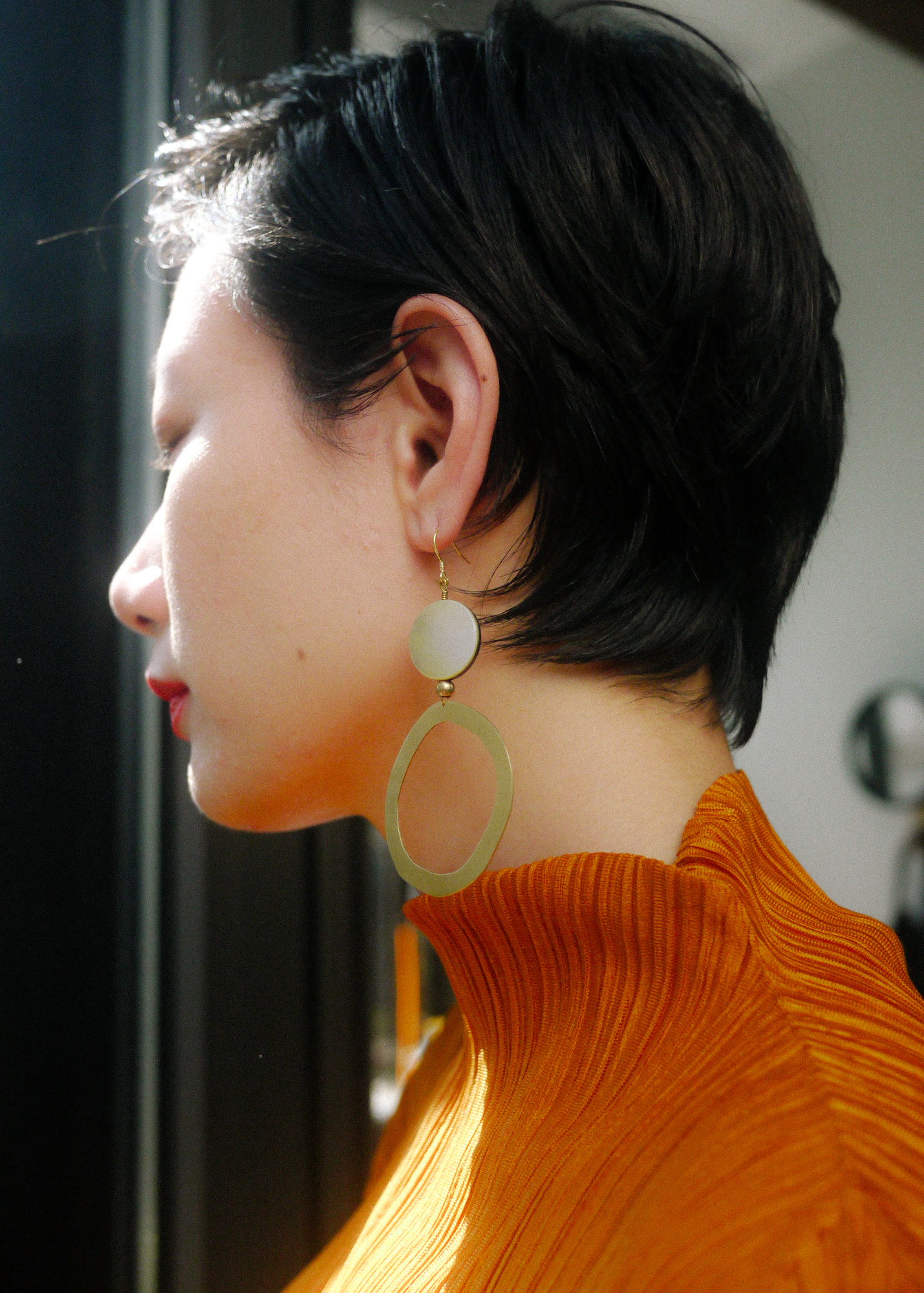 The Wholeness earrings