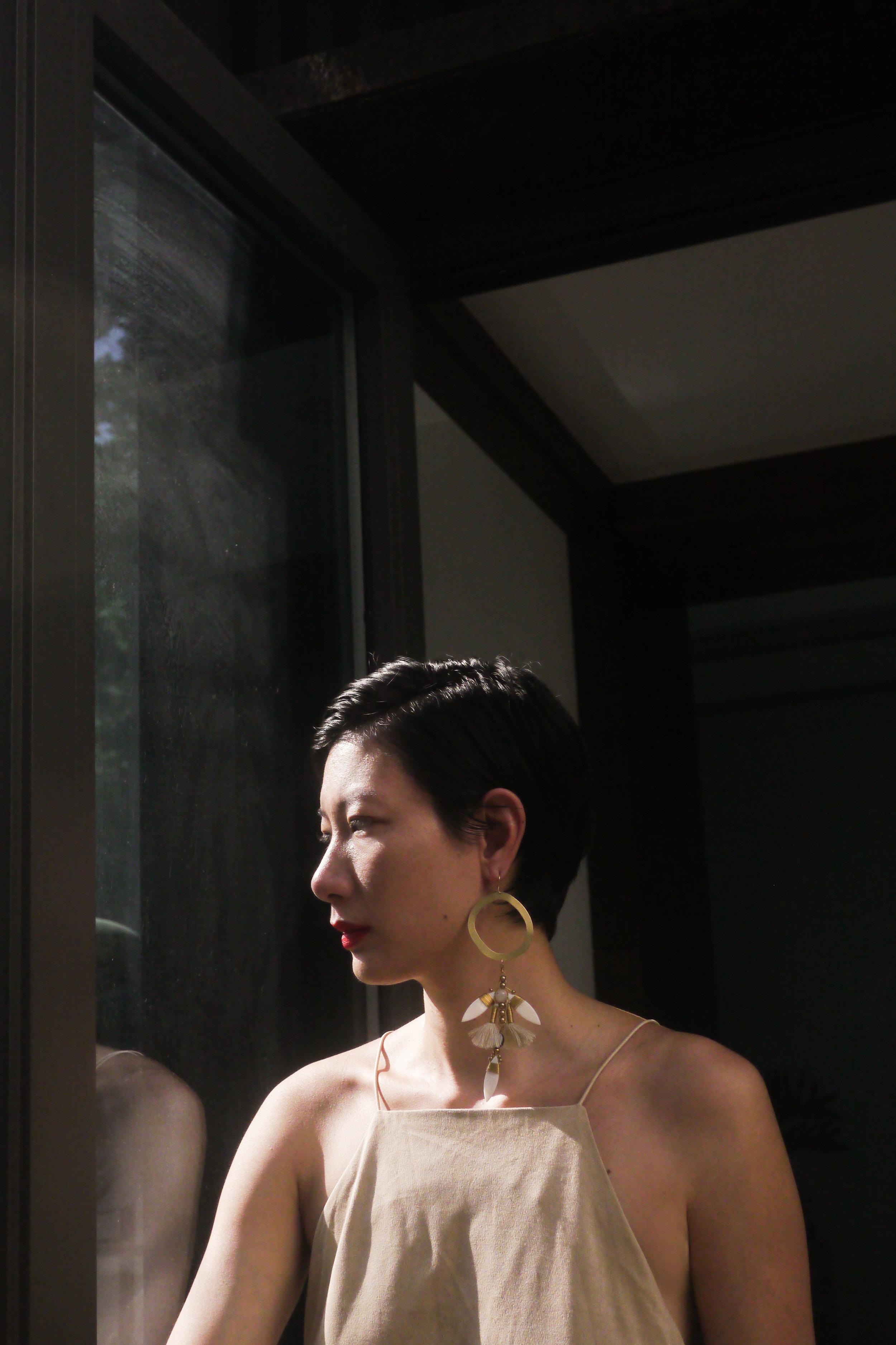 La Nomade earrings