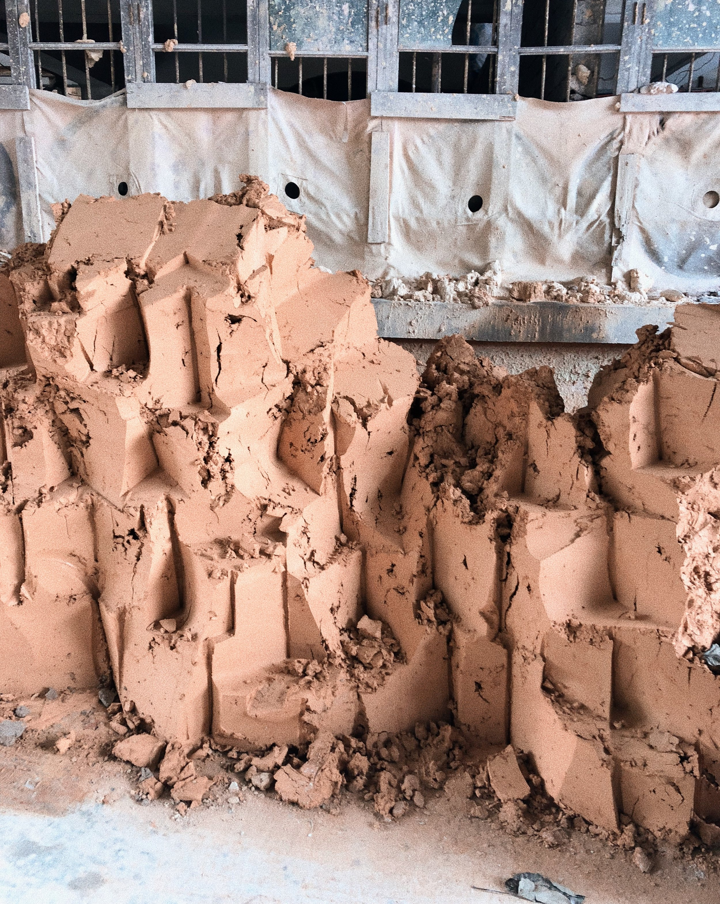All the endless possibilities that can be achieved with this earthy clay...
