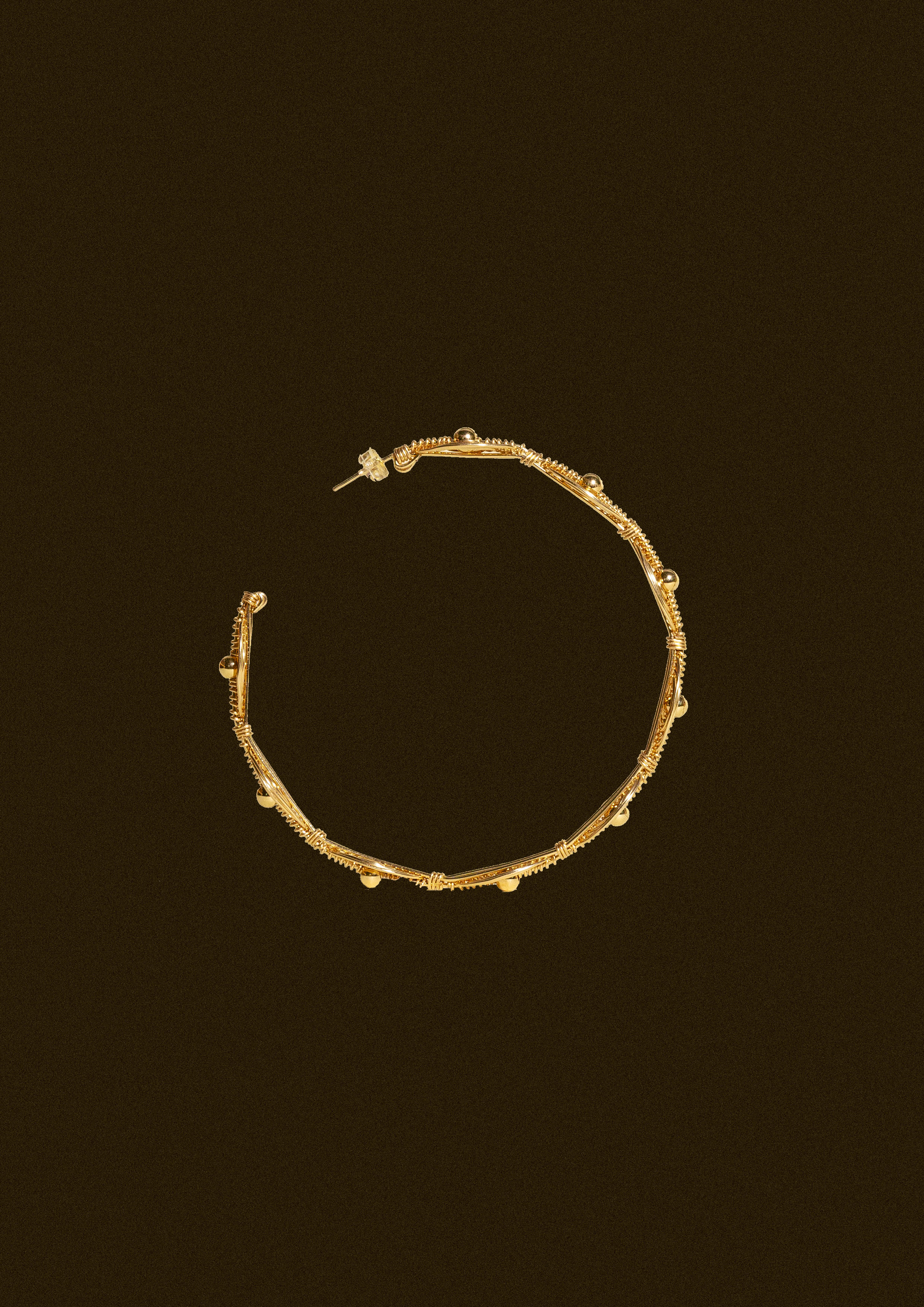 Serpentine - The Gold Hoops