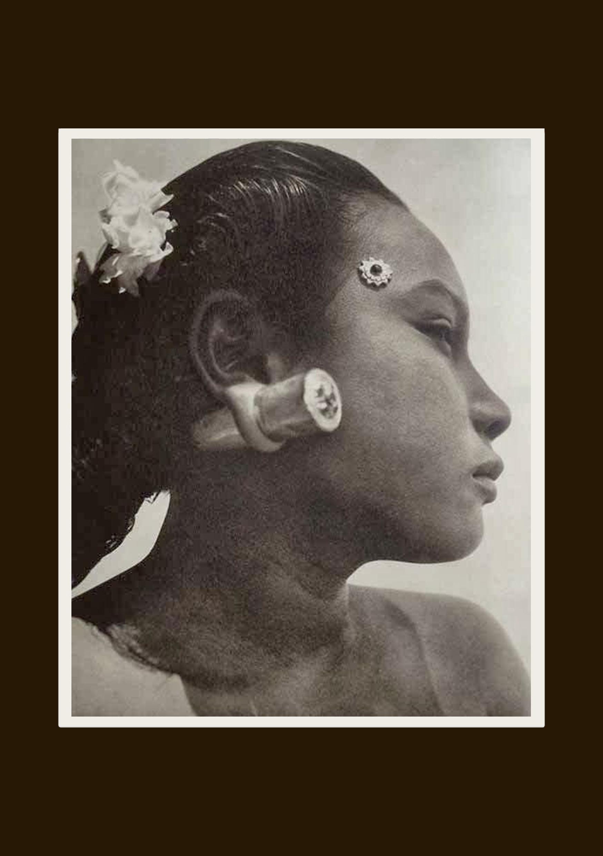 Balinese woman, 1910's