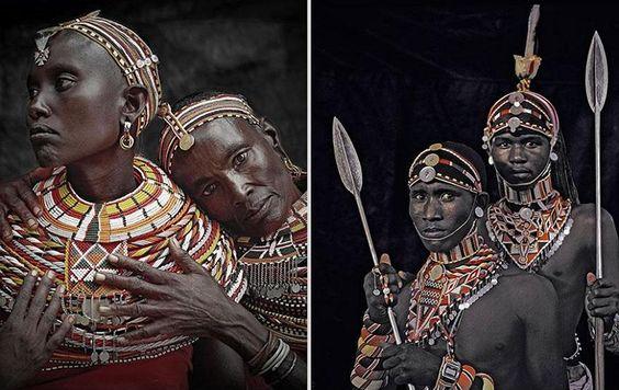 """Sumburu tribe, """"Before They Pass Away"""", Jimmy Nelson"""