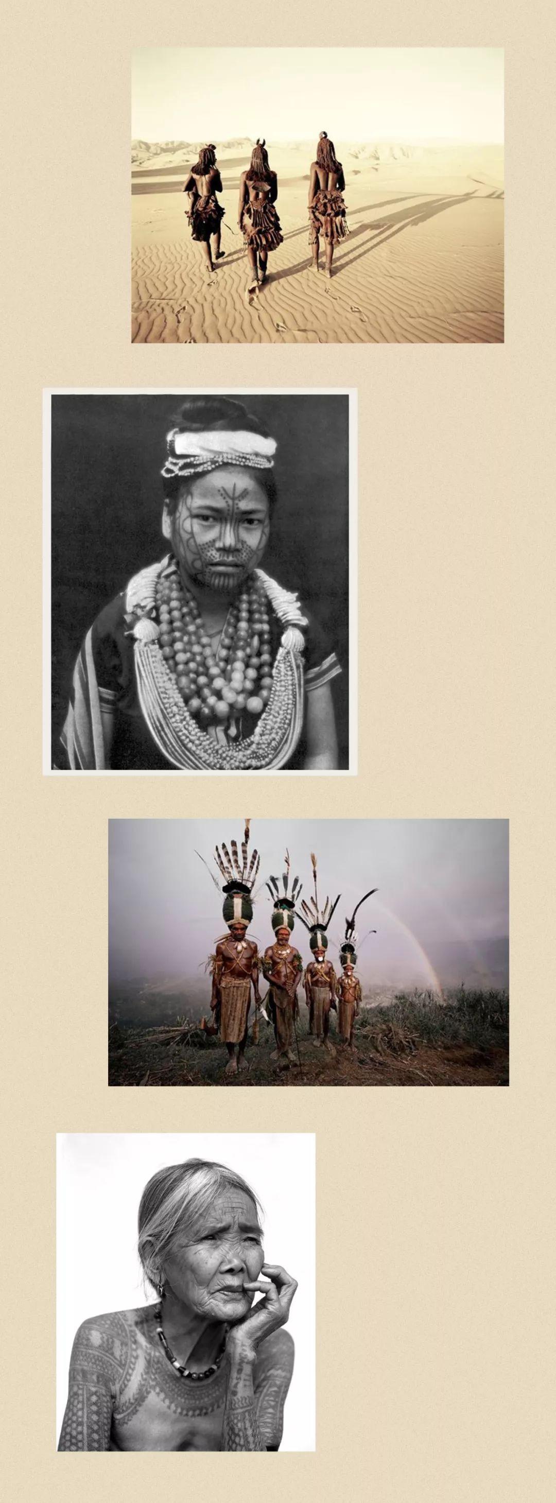 "Himba tribe, ""Before They Pass Away"", Jimmy Nelson  The last tattooed women of Kalinga by Jake Verzosa"