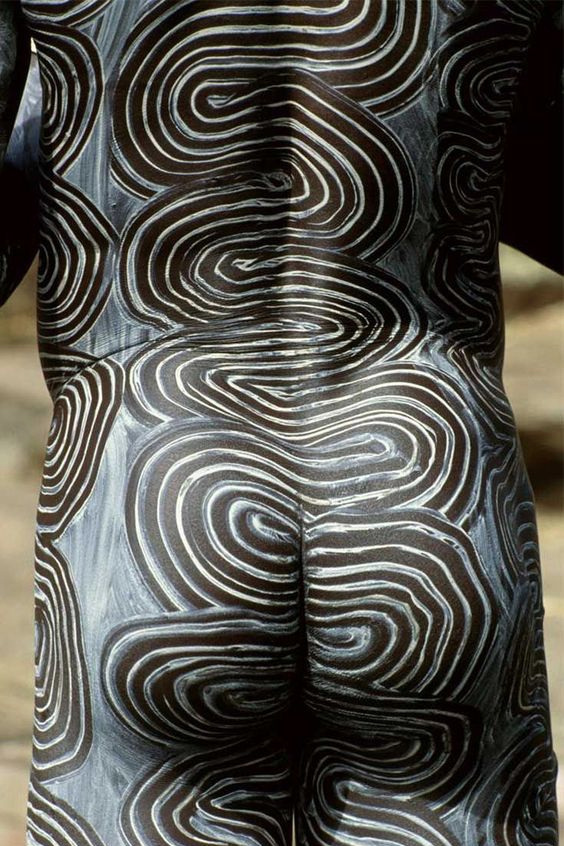 Surma and body paint